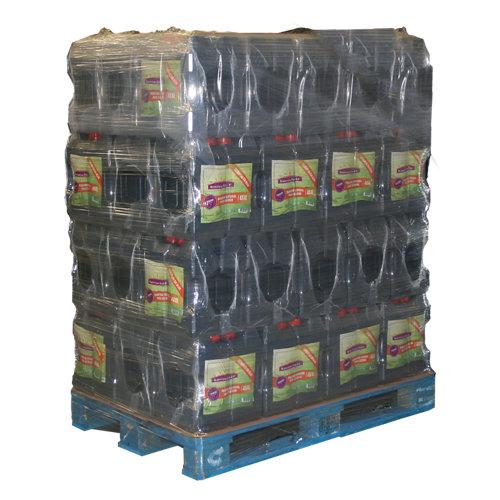 Pack de 208 bidones de parafina keroclair extraplus 4l