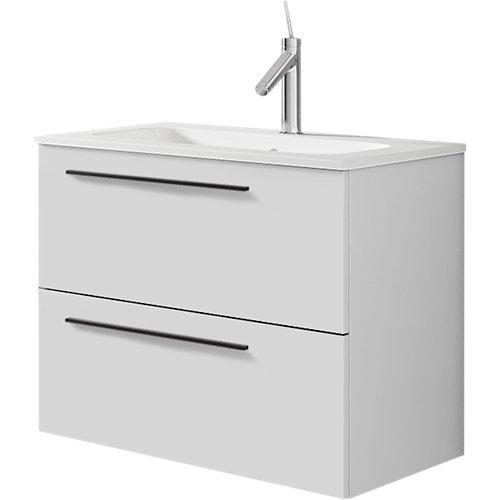 Mueble baño mia blanco 60 x 45 cm