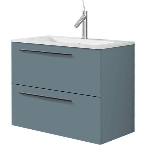 Mueble baño mia azul 60 x 45 cm