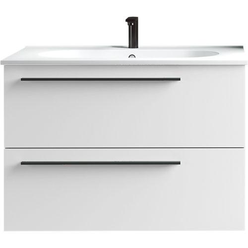 Mueble de baño mia blanco 80 x 45 cm