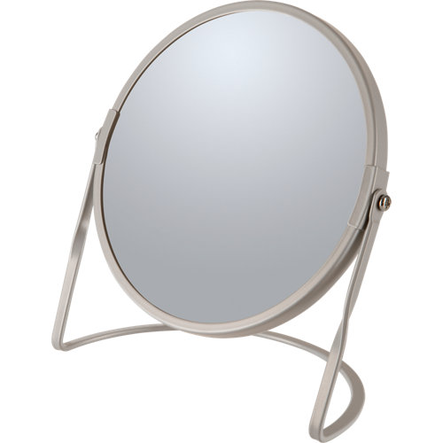 Espejo de aumento akira x5 beige