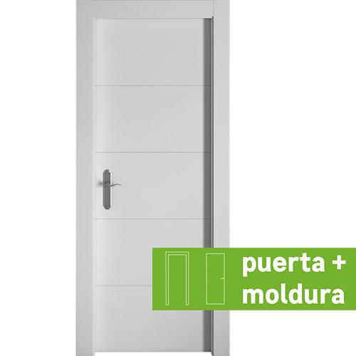 Conjunto de puerta lucerna 62,5 derecha + tapeta