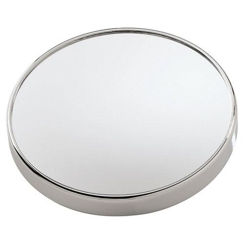 Espejo aumento cromo 3 x