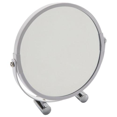 Espejo aumento mónica blanco