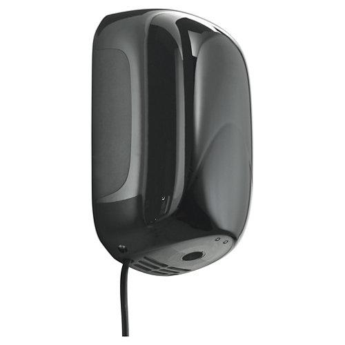 Secador de manos automatico negro 900w