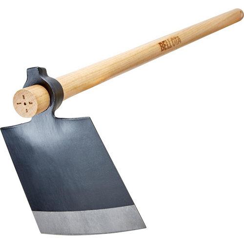 Azada forjada con mango 900mm para remover tierra bellota 81-000 cm 900