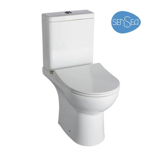 Pack wc sensea sensea con tapa amortiguada