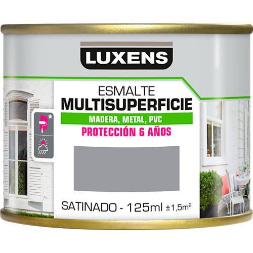 Pintura multisuperficie satinado al agua luxens 125 ml granit 3