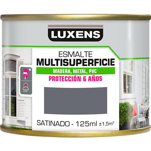 Pintura multisuperficies satinado al agua luxens 125 ml granit 2