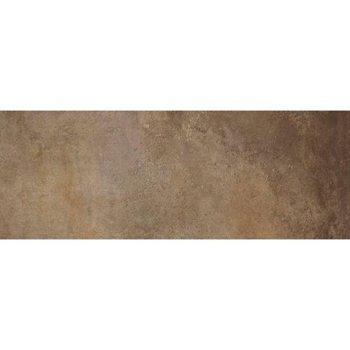Revestimiento pasta blanca serie jasper 33,3x90 color óxido, rectificado