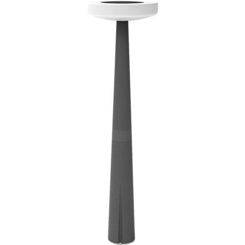 Farola solar newgarden 1200 lm con detector 215 cm