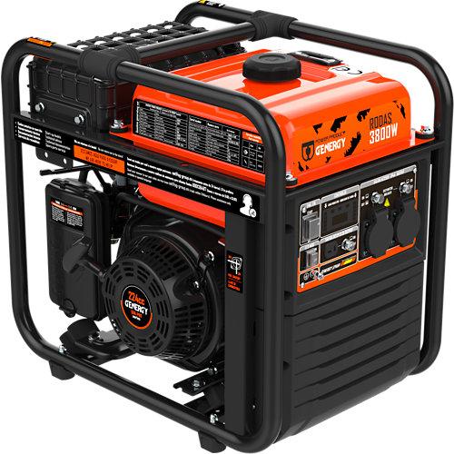 Generador inverter genergy rodas