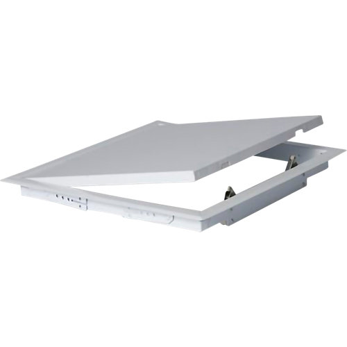 Trampilla lacada blanca 600x600 mm