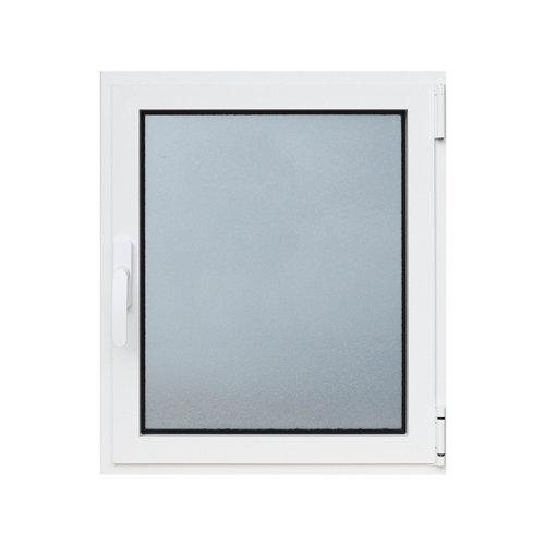 Ventana aluminio rpt oscilobatiente artens derecha 60x70cm