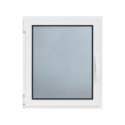 Ventana aluminio rpt oscilobatiente artens izquierda 60x70cm