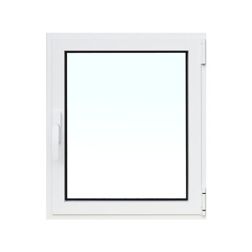 Ventana aluminio rpt oscilobatiente artens derecha 75x100cm