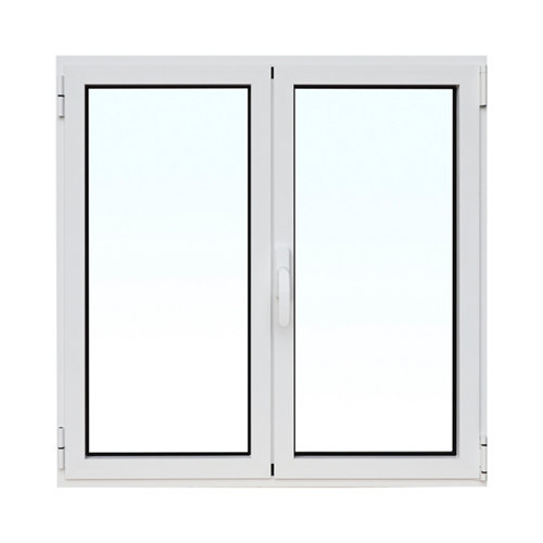Ventana aluminio rpt oscilobatiente artens 100x100cm