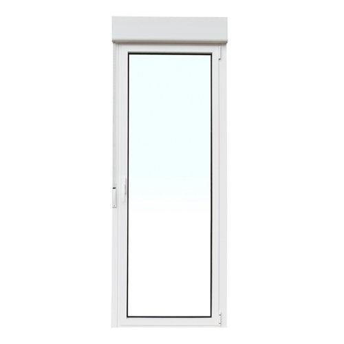 Balconera aluminio rpt oscilo persiana artens dcha 85x229cm