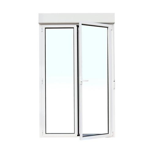 Balconera aluminio rpt oscilo persiana artens 140x229cm