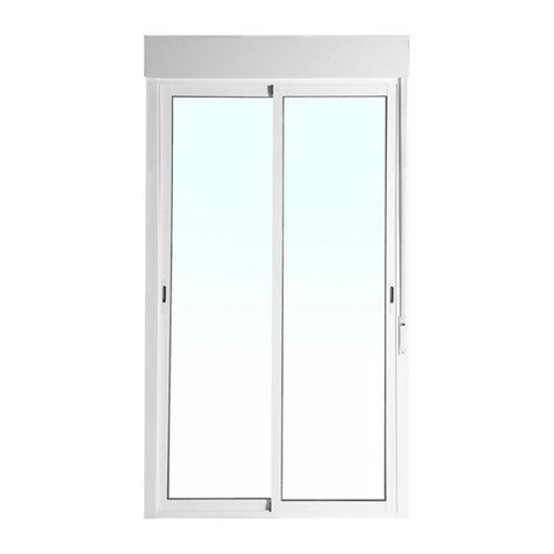Balconera aluminio corredera persiana artens 120x229cm