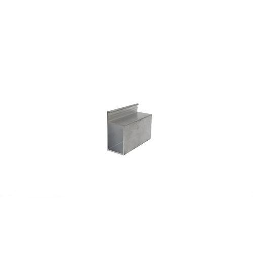 Premarco de aluminio de 36mm para ventana