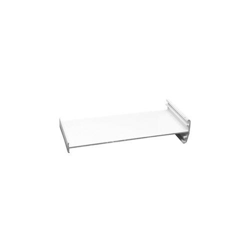 Perfil h unión ventana aluminio con persiana 120mm