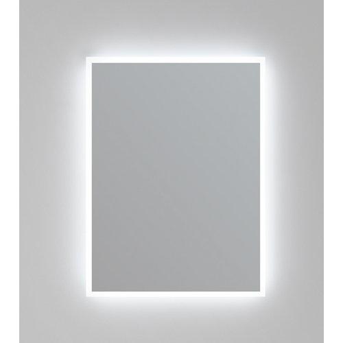 Espejo de baño con luz led eclipse 70 x 80 cm