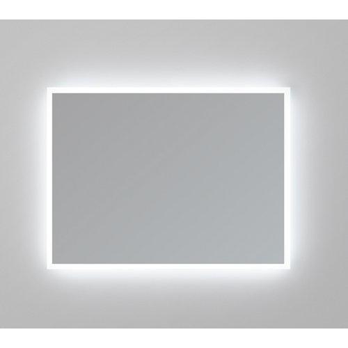 Espejo de baño con luz led eclipse 100 x 80 cm