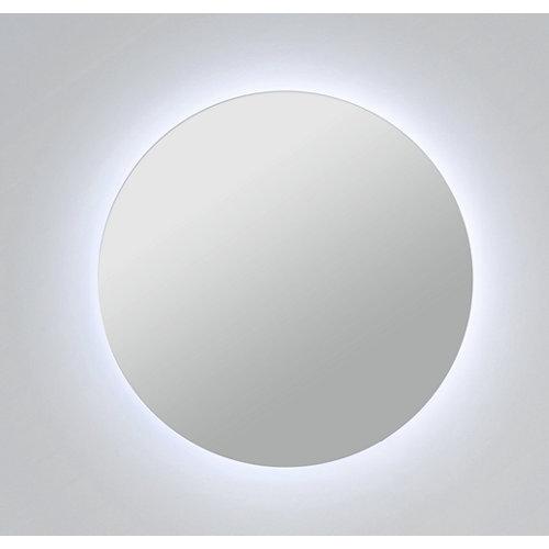 Espejo de baño con luz led teide 90 x 90 cm
