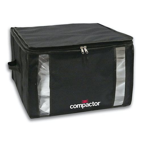 Funda ahorra espacio compactor black edition 42x40xh.25 cm (125 litros)