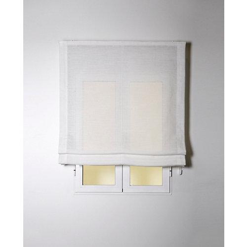 Estor plegable forum blanco 200x175 cm