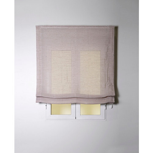 Estor plegable forum beige 220x175 cm
