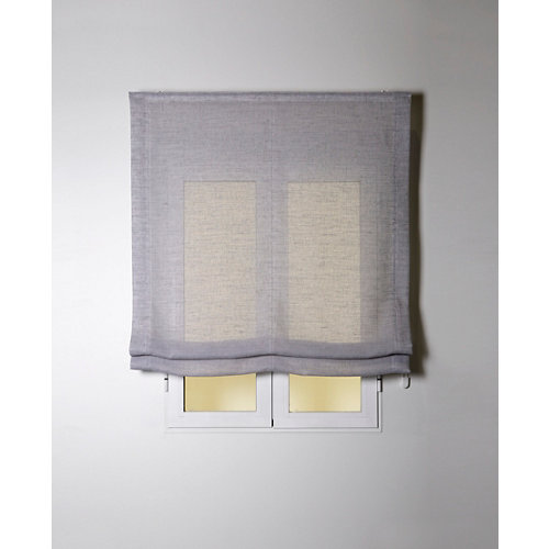 Estor plegable forum gris 200x175 cm