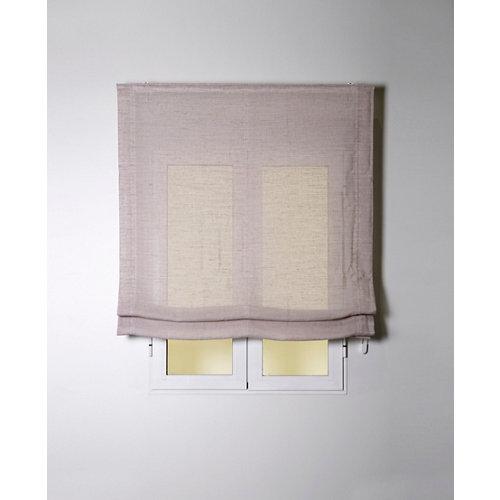 Estor plegable forum beige 220x250 cm