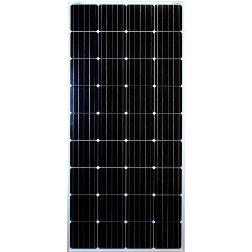 Panel solar sonali de 180w de silicio monocristalino