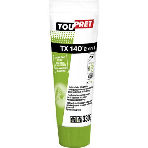 Plaste en pasta exterior toupret tx-140 330 gr