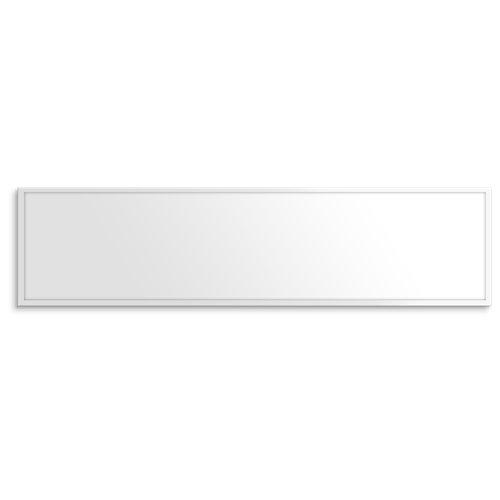 Panel led paneles rgb+white+wifi de 40w rectangular