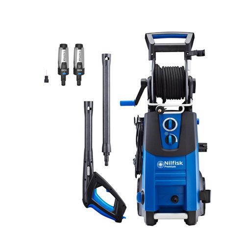Hidrolimpiadora eléctrica nilfisk premium 190-12 3300w 190 bares de presión