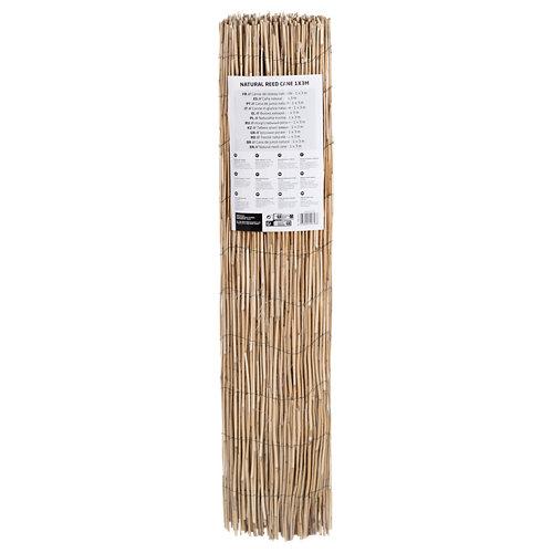 Cañizo bambú beige 75% ocultación 1.5x3 m