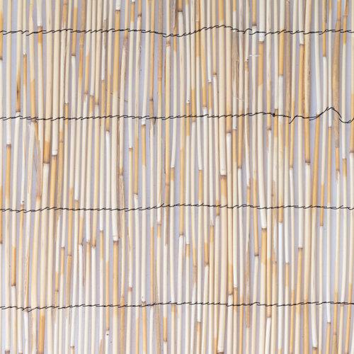 Cañizo bambú beige 75% ocultación 2x3 m