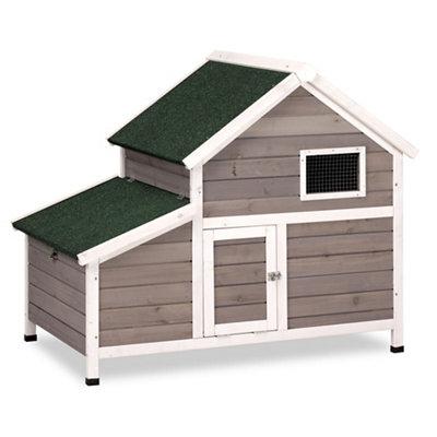 Caseta para aves modelo marsella de  gaun 119x77x98h