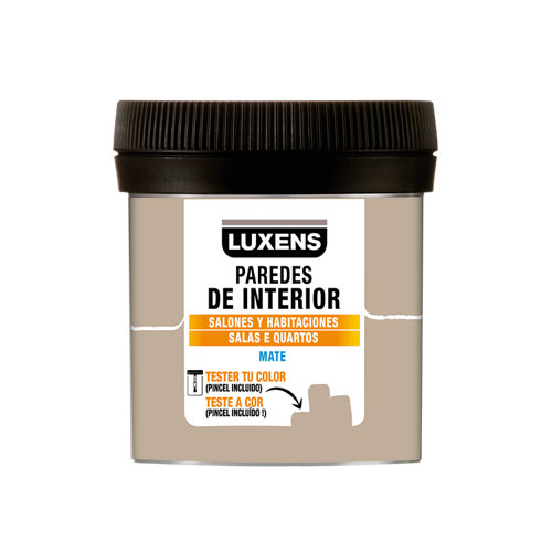 Pintura tester luxens 75 ml trench 5