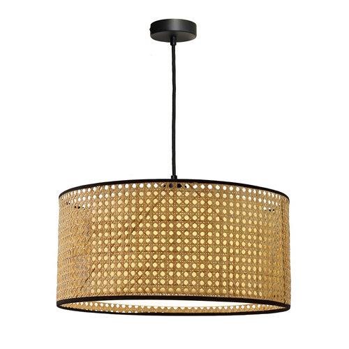 Lámpara sophie 1 luz ø40 cm natural