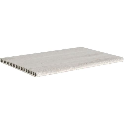 Borde para peldaño skimmer yoho maple c3 antideslizante 45x75x3 cm