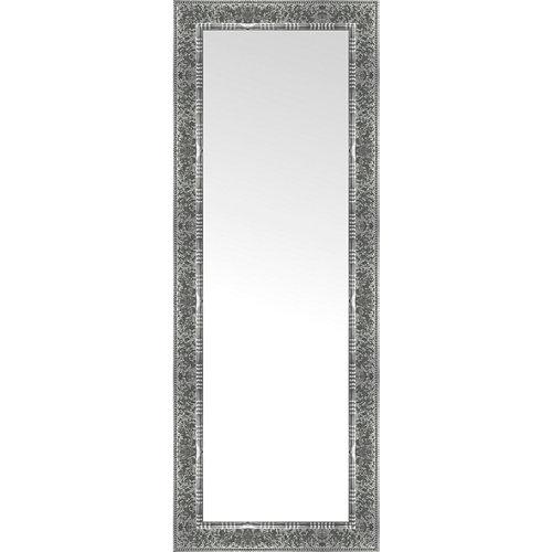 Espejo rectangular roma plata 149 x 56 cm
