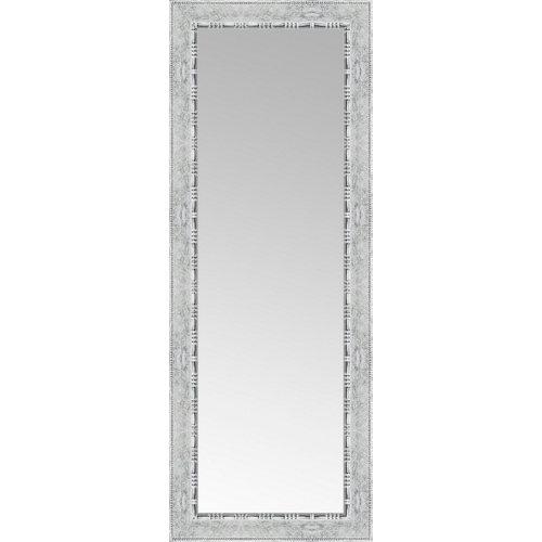 Espejo rectangular roma blanco 149 x 56 cm