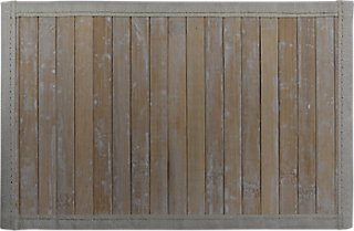 Alfombra color beige junco Bambu Lanka 140 x 200cm · LEROY