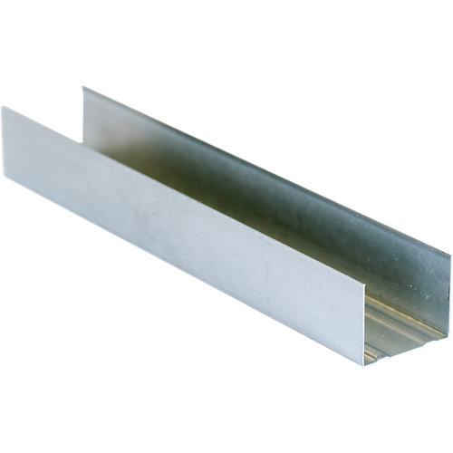 Canal para tabiques 300 cm