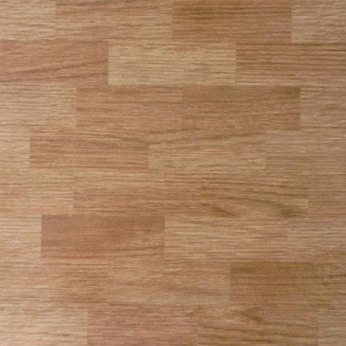 Pavimento estilo madera de cerezo 45x45 cm