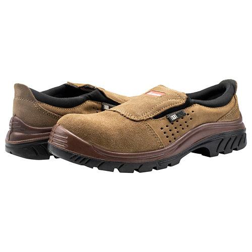 Zapato easy para trabajos en interior bellota t41 beige